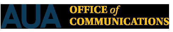 AUA Communications Department